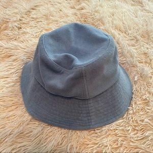 NWOT Terry Cloth Bucket Hat